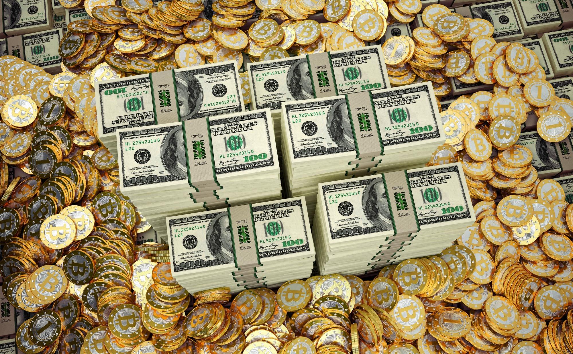 Прием валюты и криптовалюты